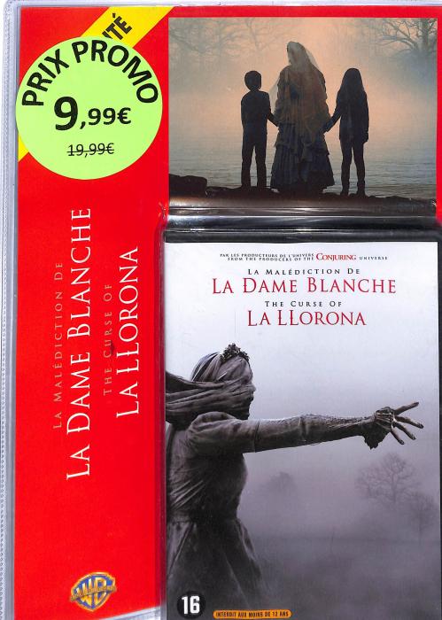 LA MALÉDICTION DE LA DAME BLANCHE - DVD (3)