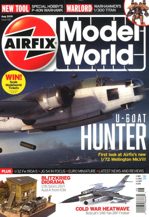 AIRFIX MODEL WORLD (GBR)