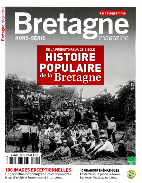 BRETAGNE MAGAZINE COLLECTION