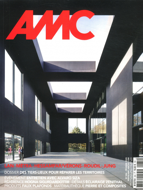 AMC - LE MONITEUR ARCHITECTURE
