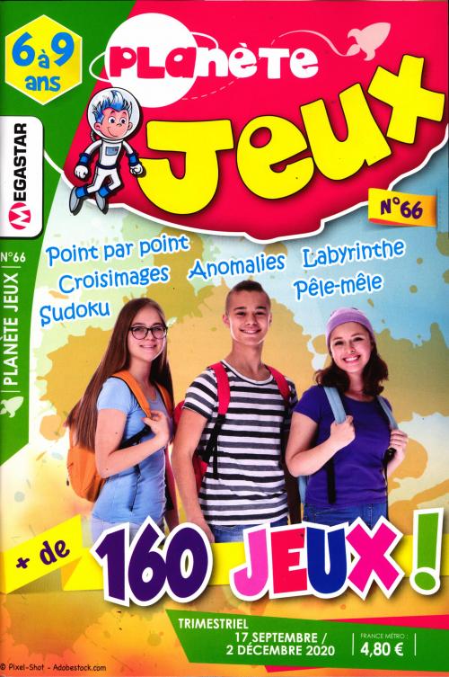 MG PLANÈTE JEUX ENFANTS