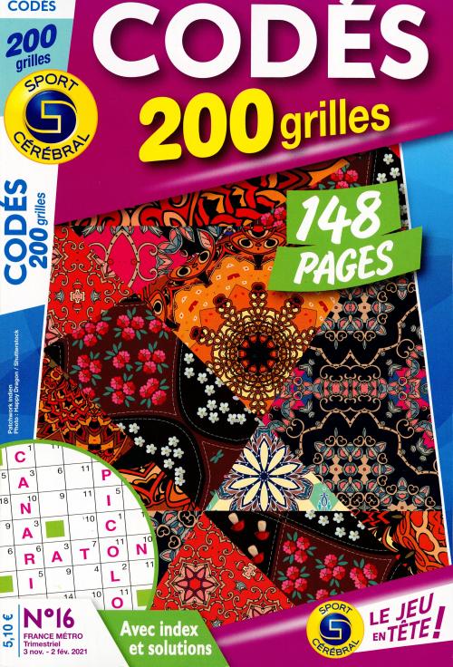 CODÉS 200 GRILLES