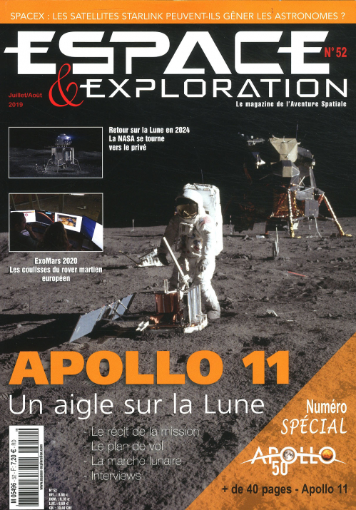 ESPACE & EXPLORATION