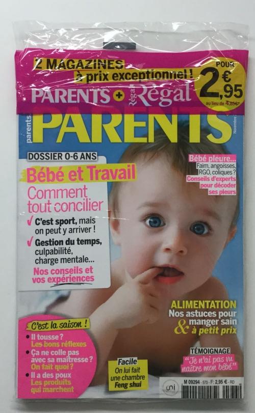 PARENTS PF + REGAL PF