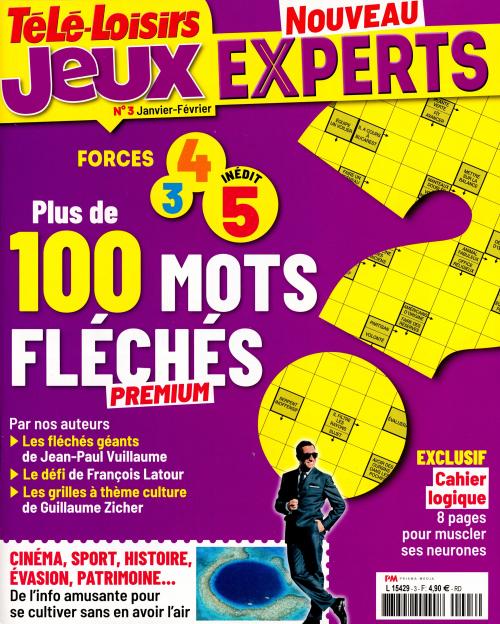 TÉLÉ-LOISIRS JEUX EXPERTS