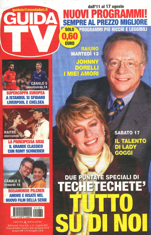 GUIDA TV (ITA)