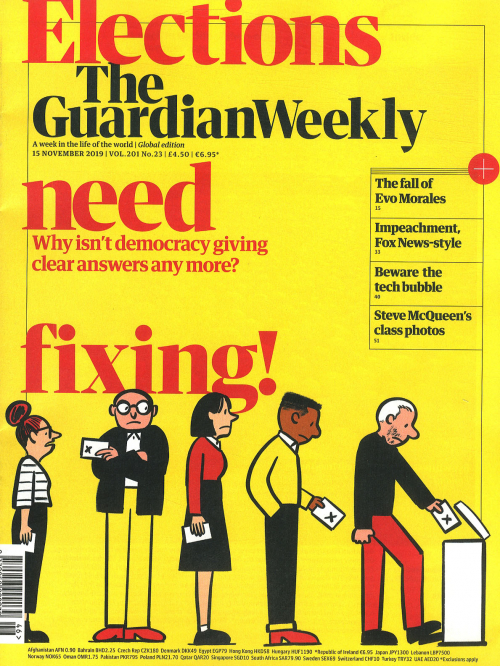 THE GUARDIAN WEEKLY (GBR)