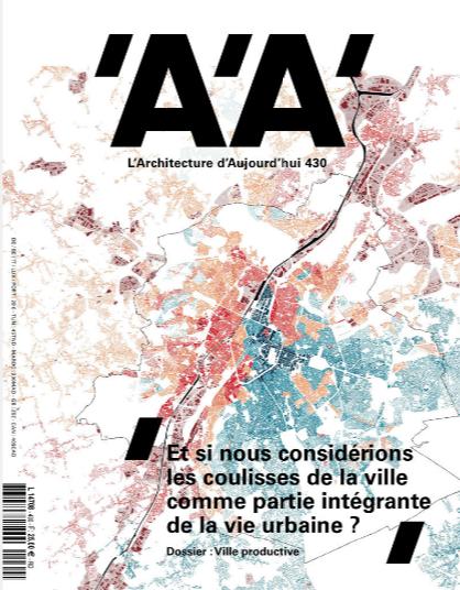 'A'A' L'ARCHITECTURE D'AUJOURD'HUI