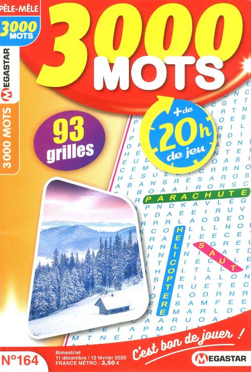 MG 3000 MOTS