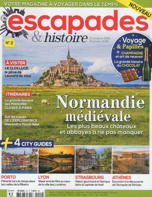 ESCAPADES & HISTOIRE