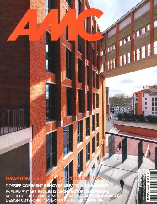 AMC - LE MONITEUR ARCHITECTURE