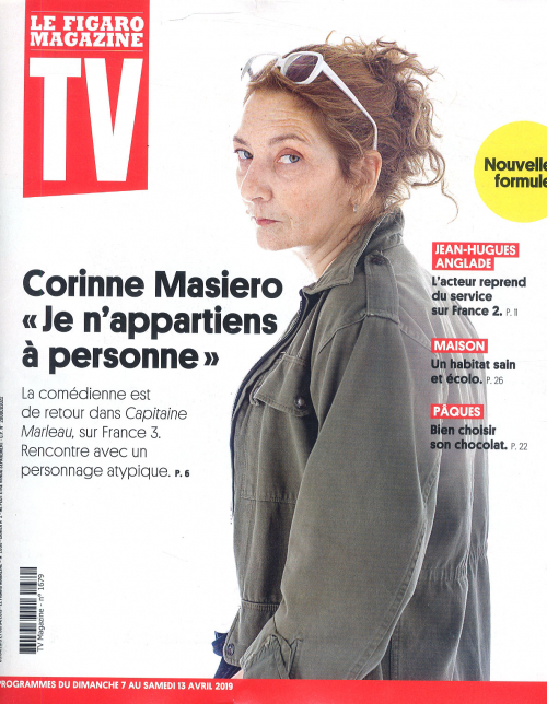 TV MAGAZINE LE FIGARO