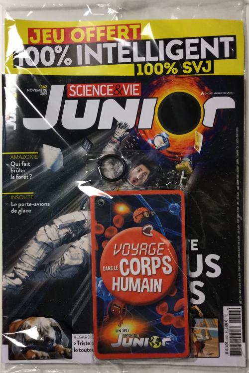 SCIENCE & VIE JUNIOR