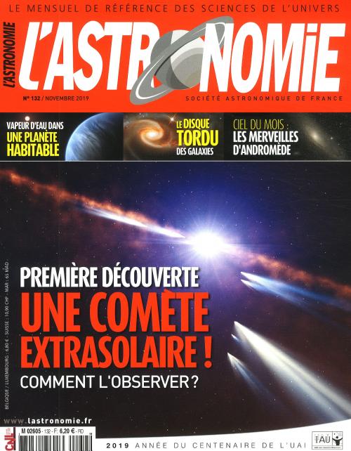 L'ASTRONOMIE