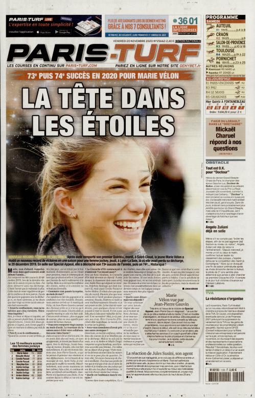 PARIS TURF