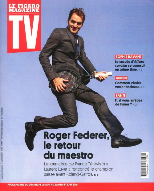 TV MAGAZINE LE FIGARO
