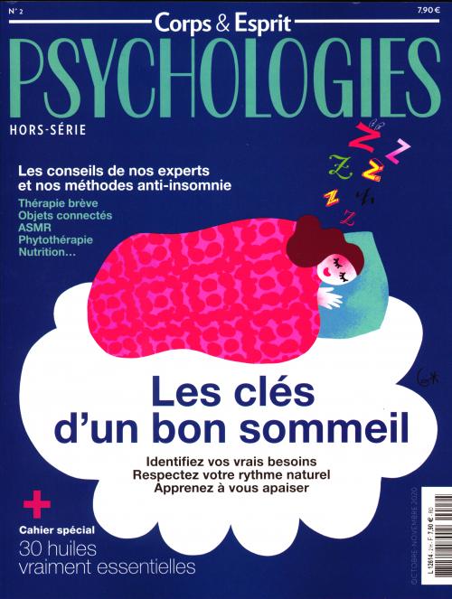 PSYCHOLOGIES MAGAZINE HS CORPS & ESPRIT