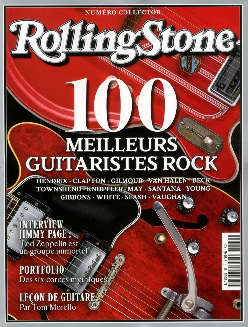 ROLLING STONE HS COLLECTOR