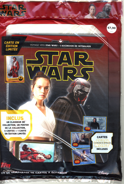 COLLECTION KIT ROAD EP9 STAR WARS