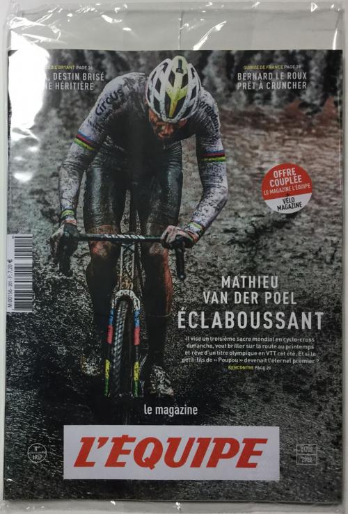 L'ÉQUIPE MAGAZINE + VÉLO MAGAZINE