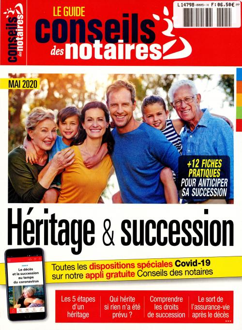 CONSEILS DES NOTAIRES HS REV