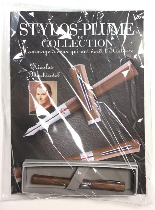 EY. STYLOS-PLUME DE COLLECTION