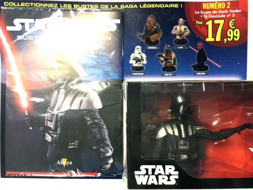 EY. BUSTE DE COLLECTION STAR WARS (2)