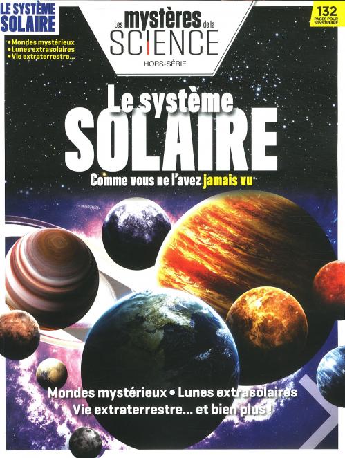 LES MYSTÈRES DE LA SCIENCE HS