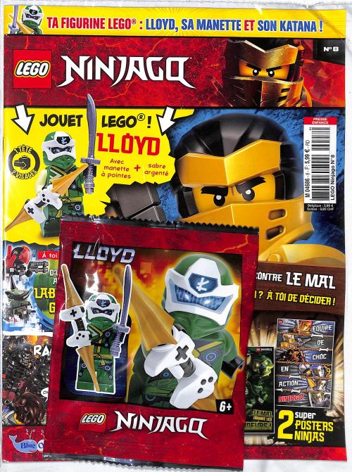 LEGO NINJAGO (2)