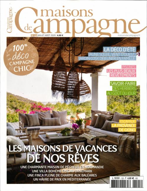 MAISONS DE CAMPAGNE
