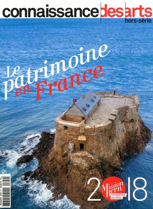 CONNAISSANCE DES ARTS HS PATRIMOINE