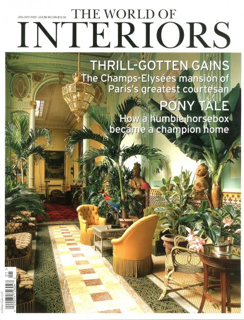 THE WORLD OF INTERIORS (GBR)