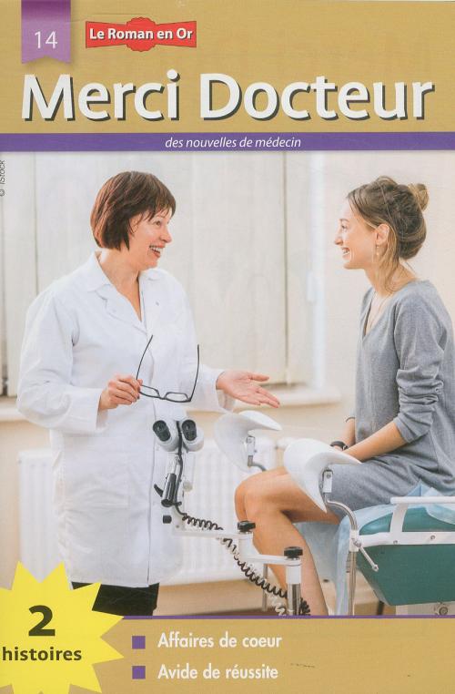 MERCI DOCTEUR - LIVRE