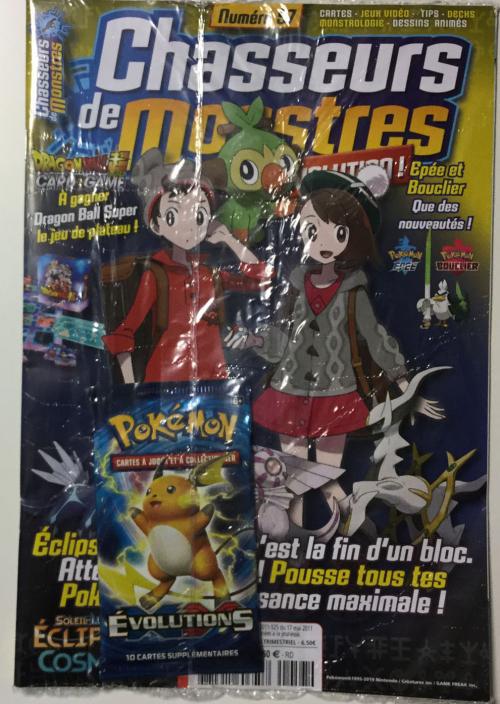 CHASSEURS DE MONSTRES