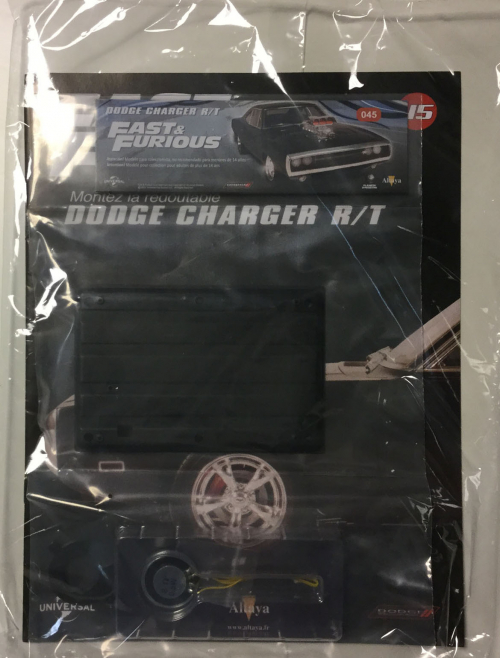 EY DODGE CHARGER FAST & FURIOUS