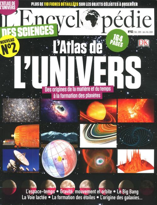 L'ENCYCLOPÉDIE DES SCIENCES