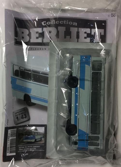 EY. COLLECTION CAMIONS BERLIET