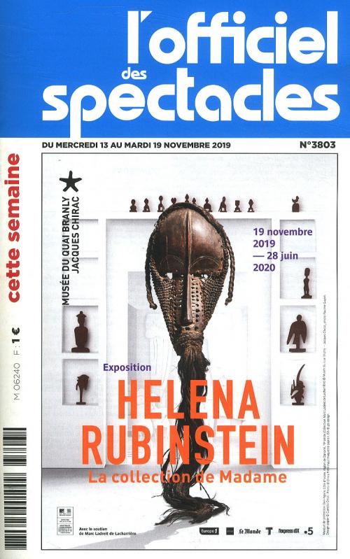 L'OFFICIEL DES SPECTACLES