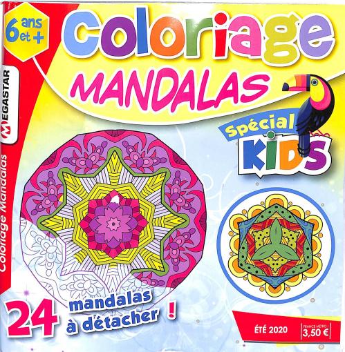 MG COLORIAGE MANDALAS HS
