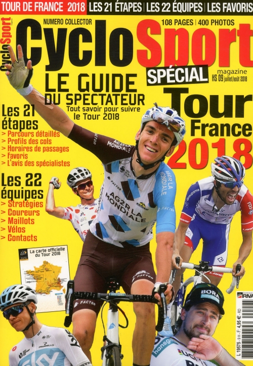 CYCLOSPORT MAGAZINE HS GUIDE PRATIQUE