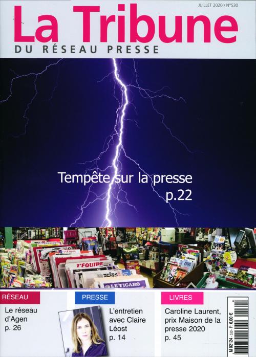 TRIBUNE DU RÉSEAU PRESSE (EX LA TRIBUNE DE LA VENTE)