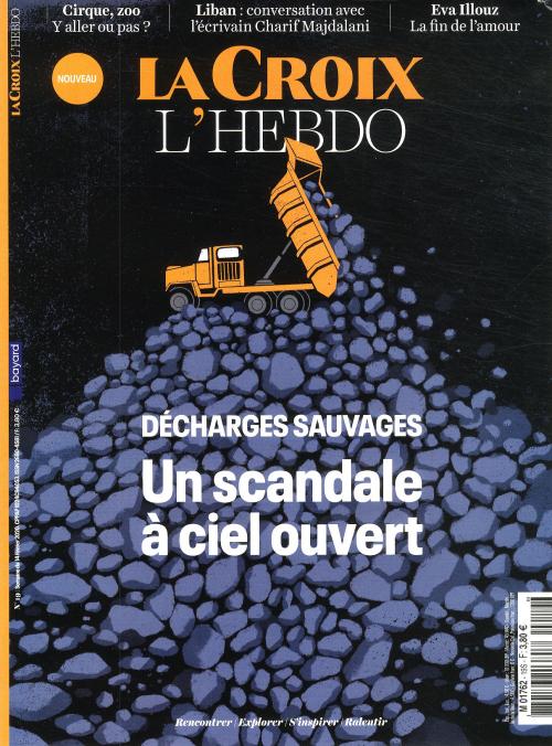LA CROIX L'HEBDO