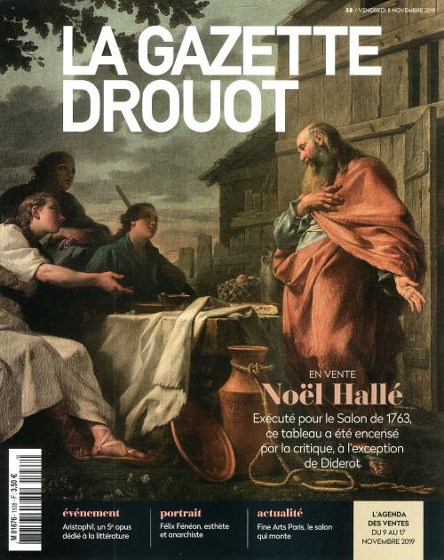 LA GAZETTE DROUOT (EX LA GAZETTE DE L'HOTEL DROUOT)