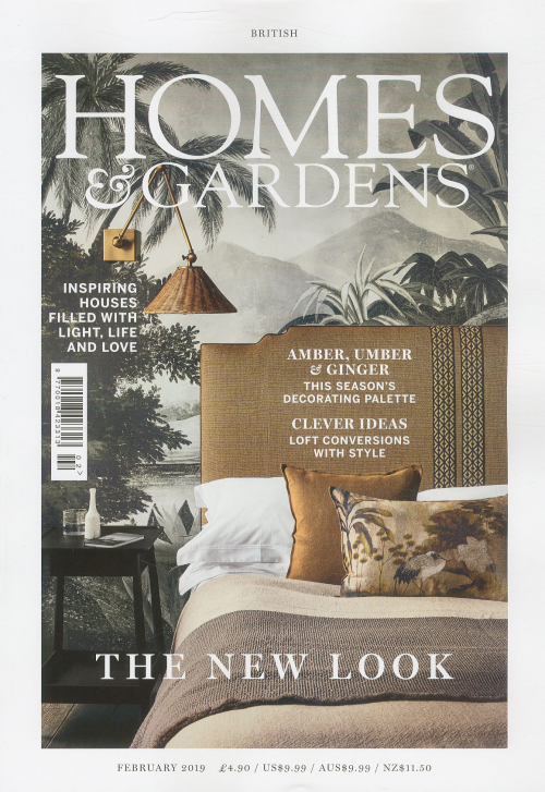 HOMES AND GARDENS (GBR)
