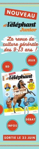 L'éléphant Junior