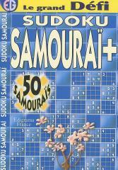 SUDOKU SAMOURAI+