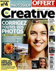 BE CREATIVE + LIVRE