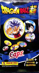 PANINI POCHETTE CAPS DRAGON BALL SUPER