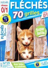 SC FLÉCHÉS 70 GRILLES NIVEAU 0/1