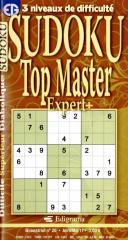 SUDOKU TOP MASTER EXPERT +